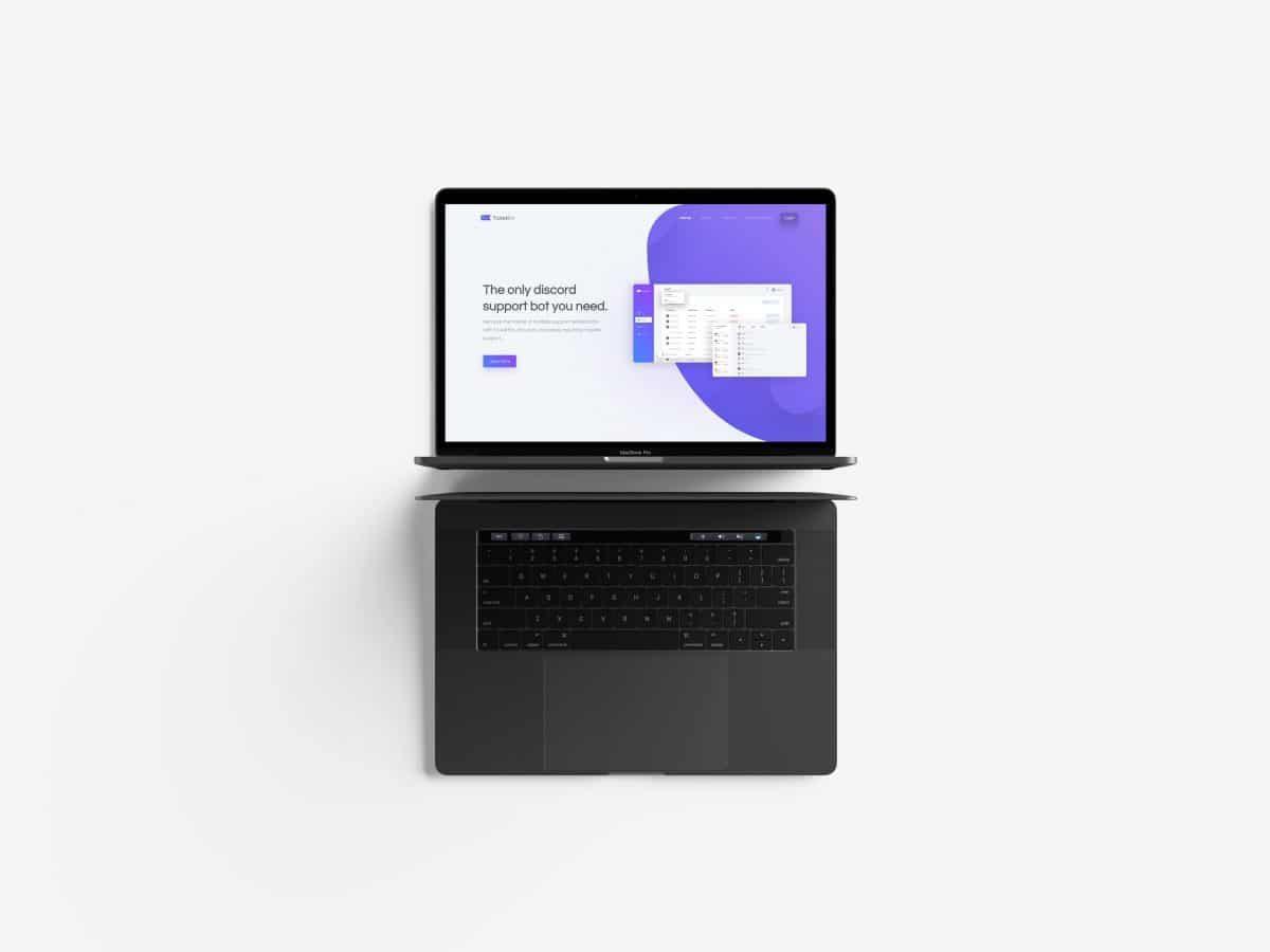 TicketEm - Web Design, UI/UX Design, Logo Design